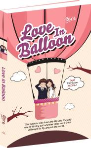 Love In Balloon