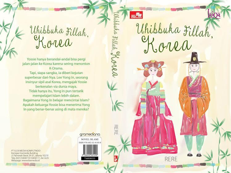 Novel Uhibbukka Fillah, Korea